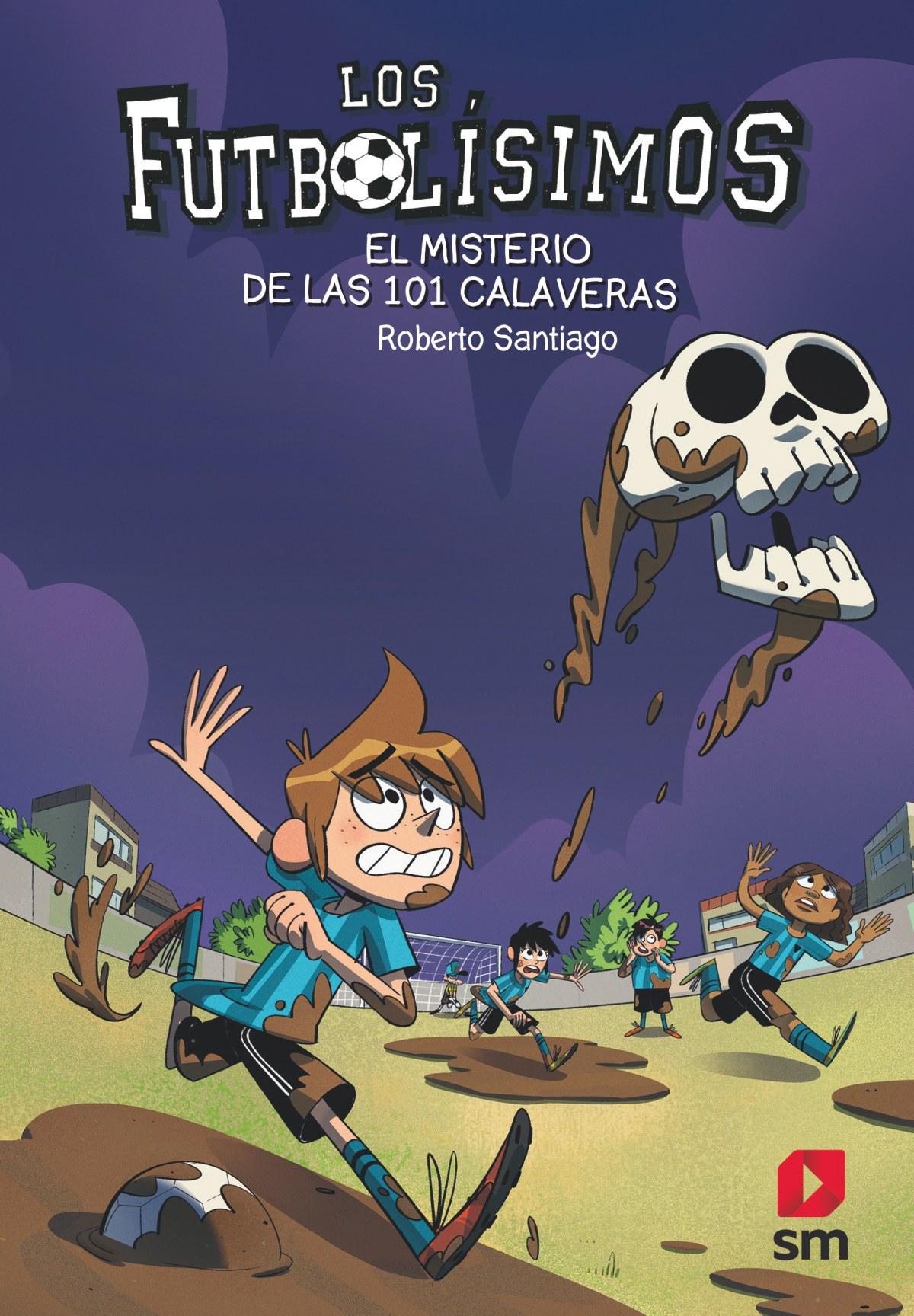 EL MISTERIO DE LAS 101 CALAVERAS 9788491825111