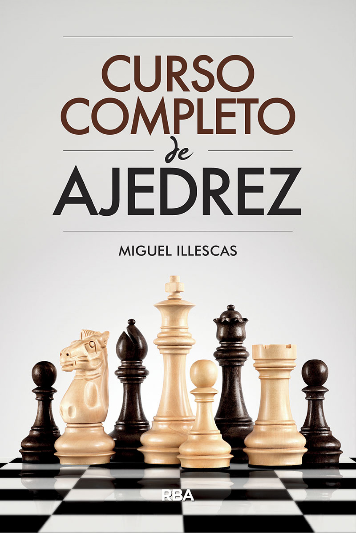 CURSO COMPLETO DE AJEDREZ 9788491871330