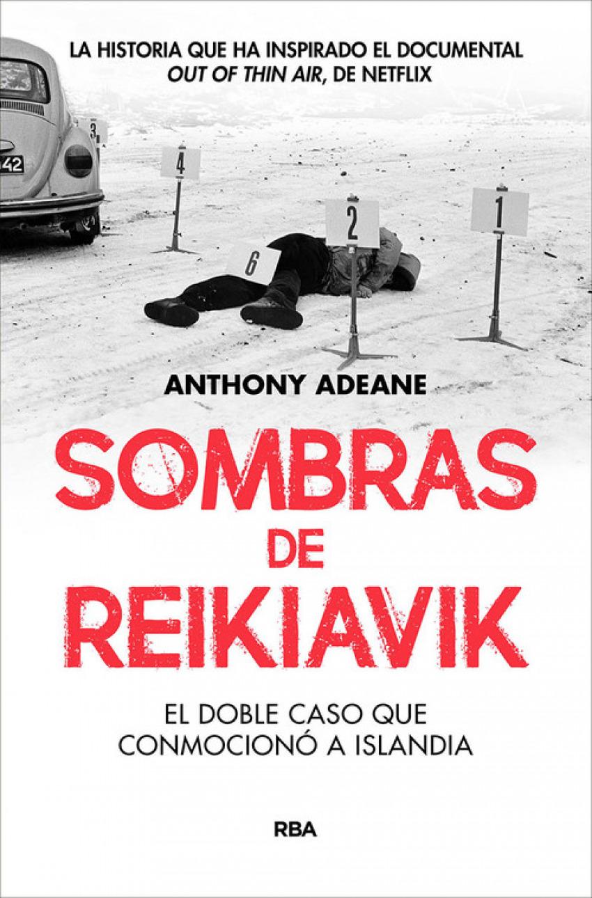 SOMBRAS DE REIKIAVIK 9788491872054