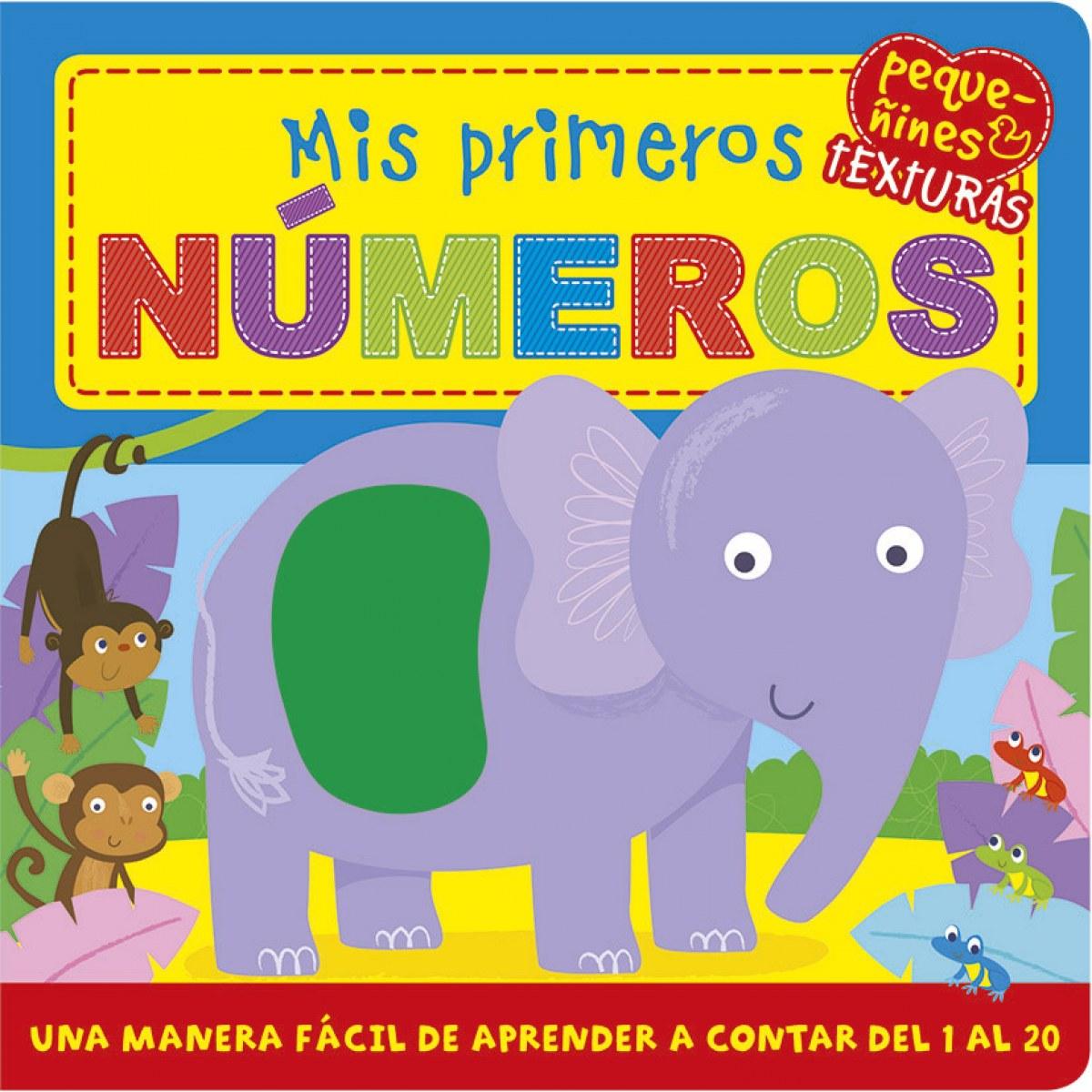 MIS PRIMEROS NÚMEROS 9788491960294