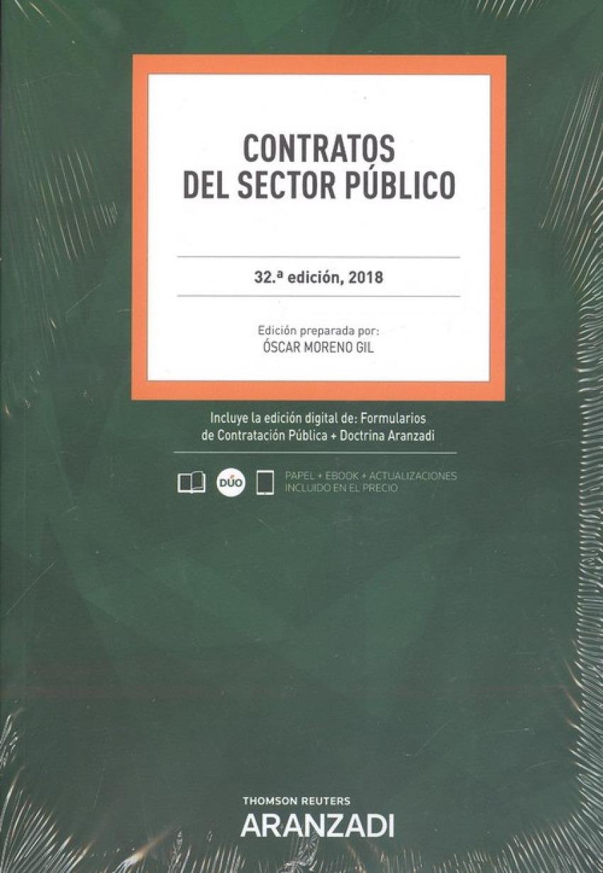 CONTRATOS DEL SECTOR PÚBLICO 9788491970699