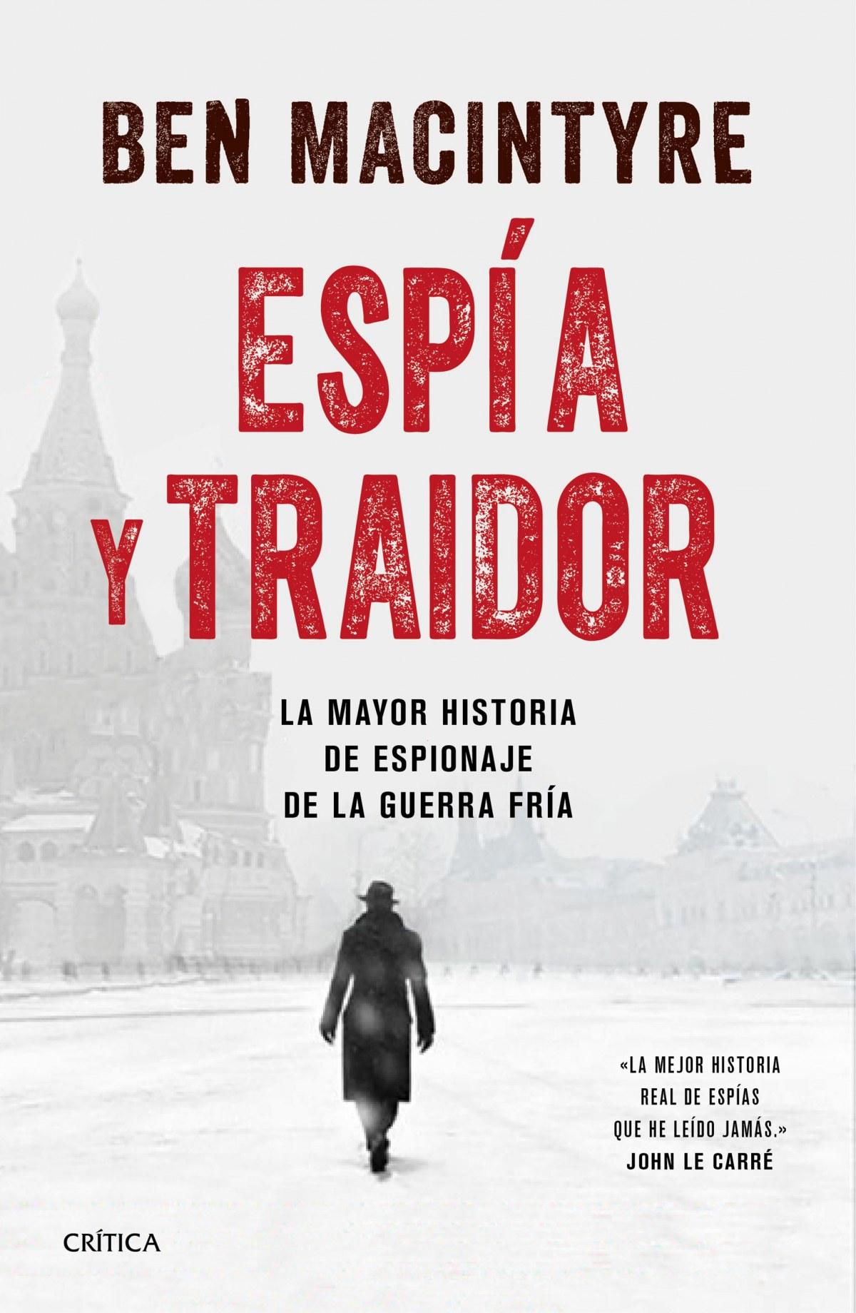 ESPIA Y TRAIDOR 9788491991212