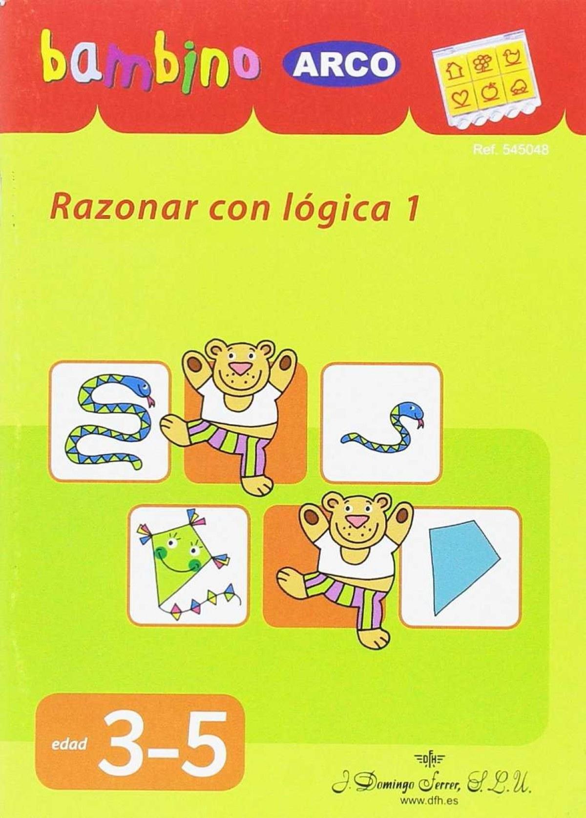Razonar con lógica 1 9788492490844