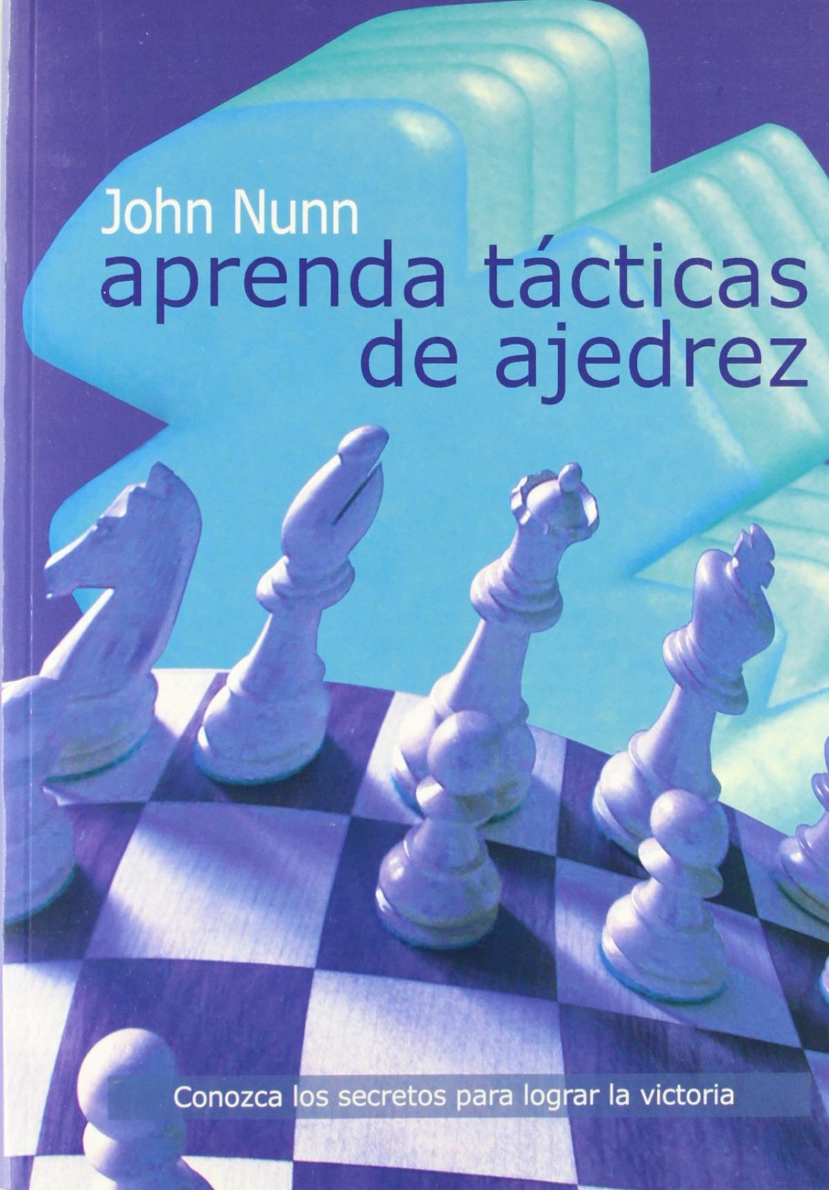 Aprenda tácticas de ajedrez 9788492517251