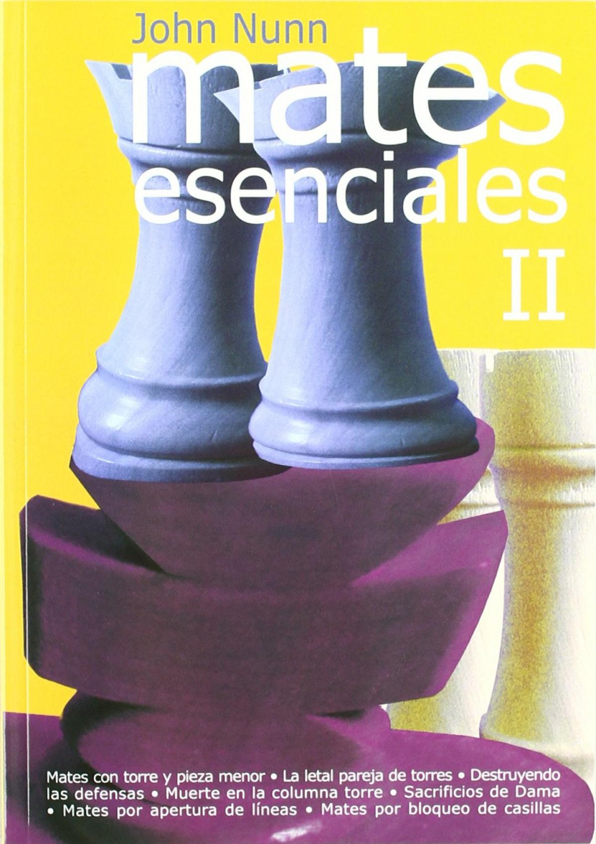 Mates esenciales II 9788492517305
