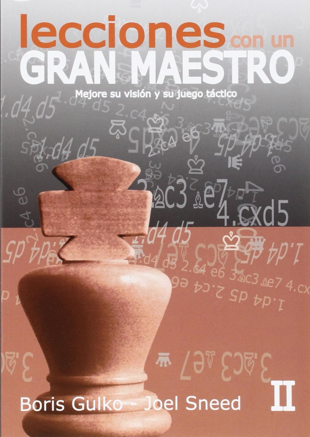 LECCIONES GRAN MAESTRO II 9788492517701