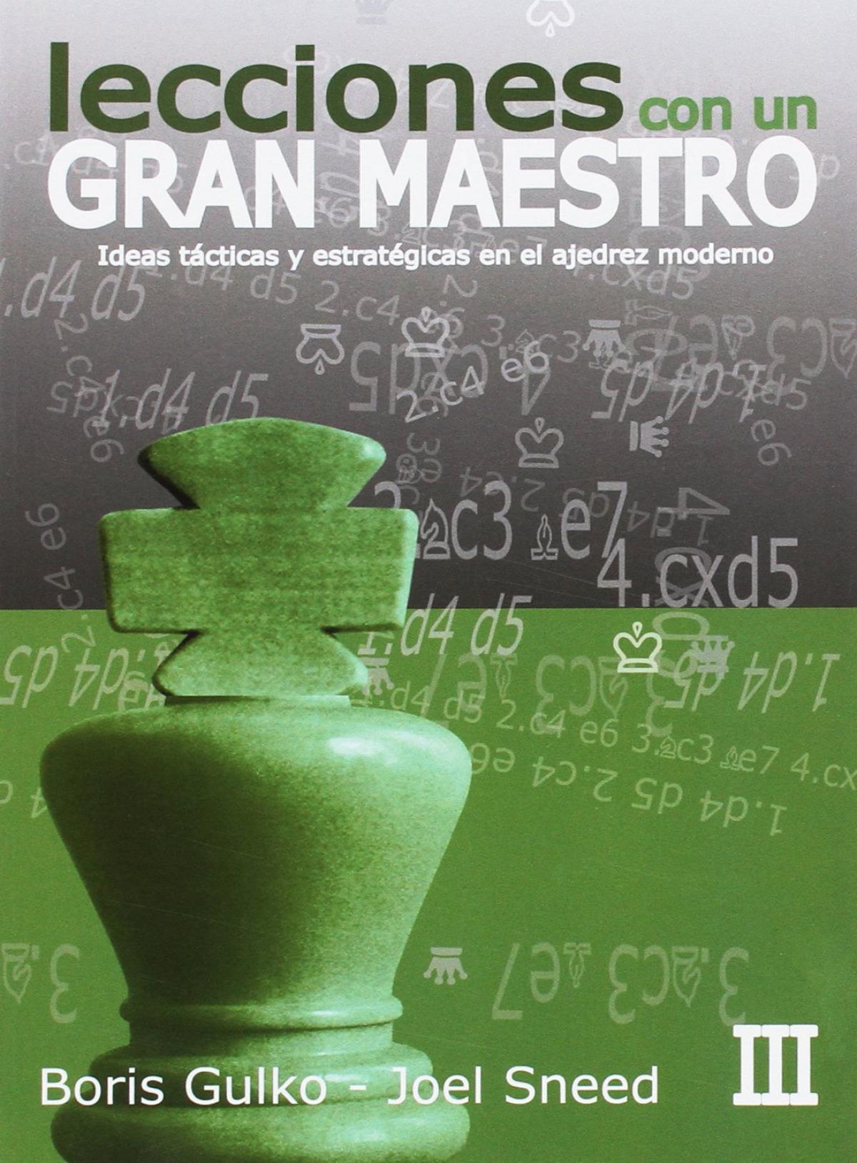 LECCIONES GRAN MAESTRO 9788492517718