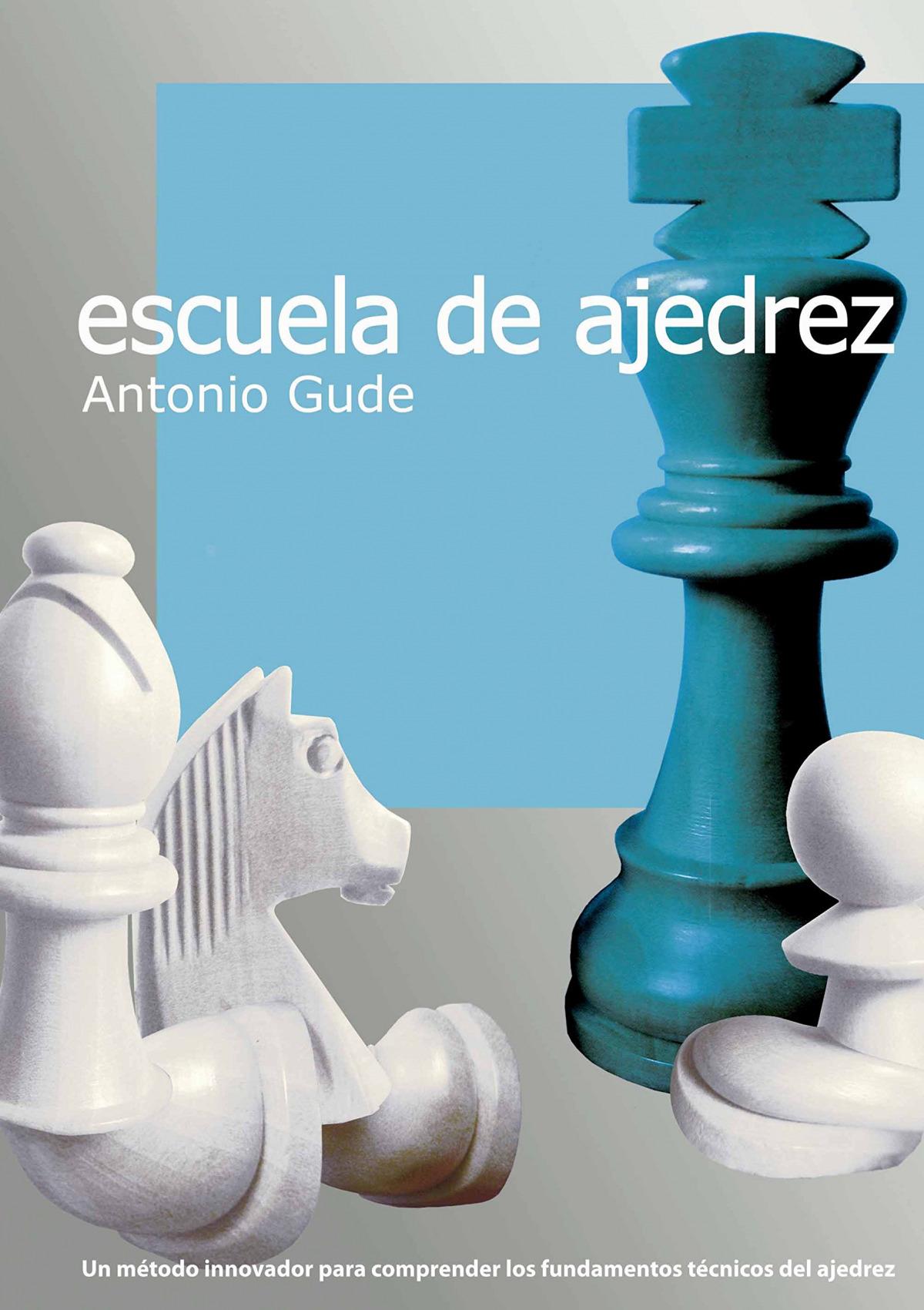 ESCUELA DE AJEDREZ 9788492517886