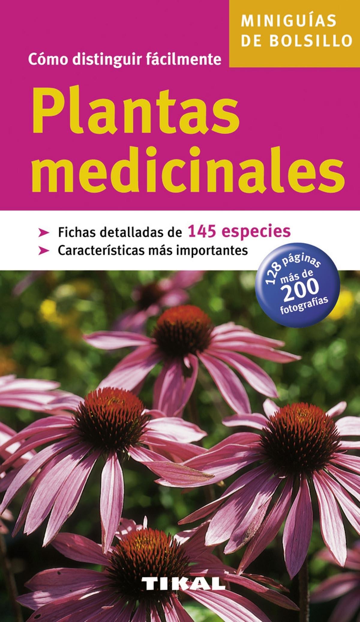 Plantas medicinales 9788492678426