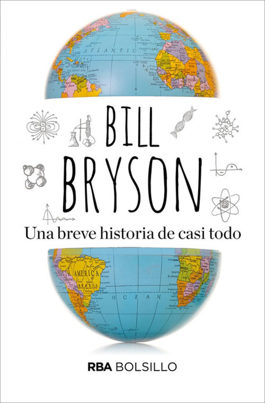 UNA BREVE HISTORIA DE CASI TODO 9788492966790