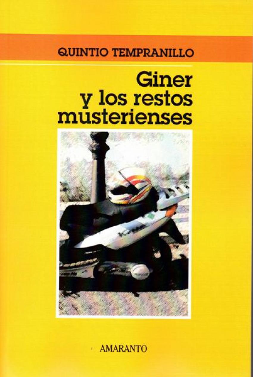 Giner y los restos musterienses 9788493471941