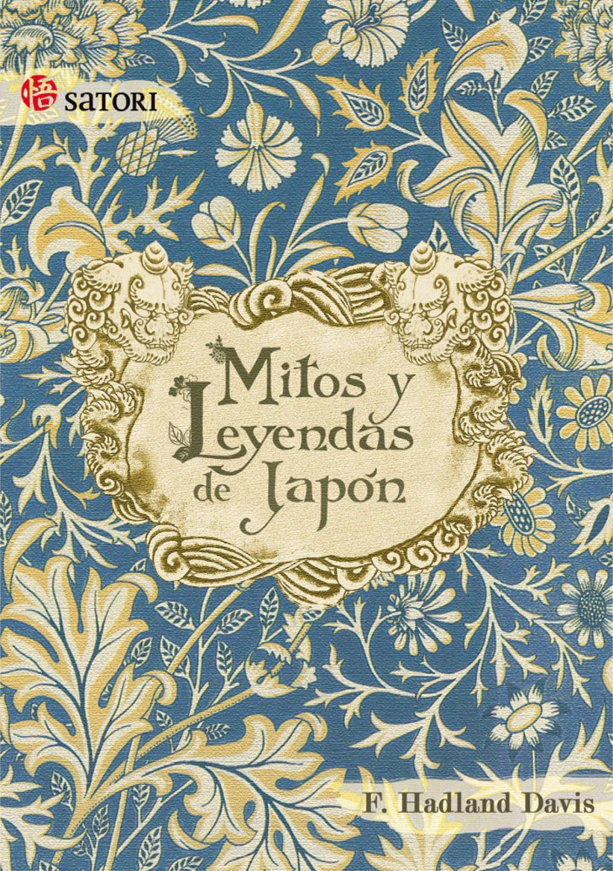 Mitos y leyendas de Japón 9788493619824