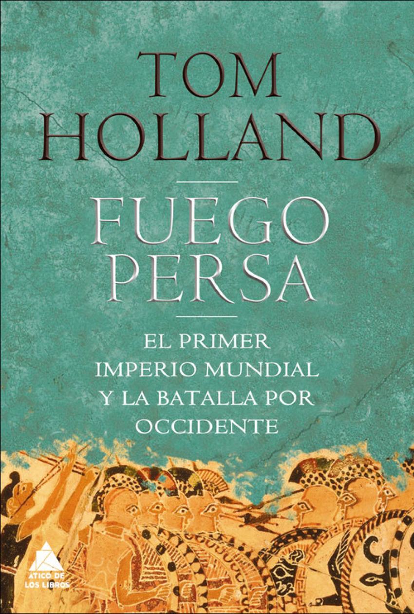 FUEGO PERSA 9788493972011