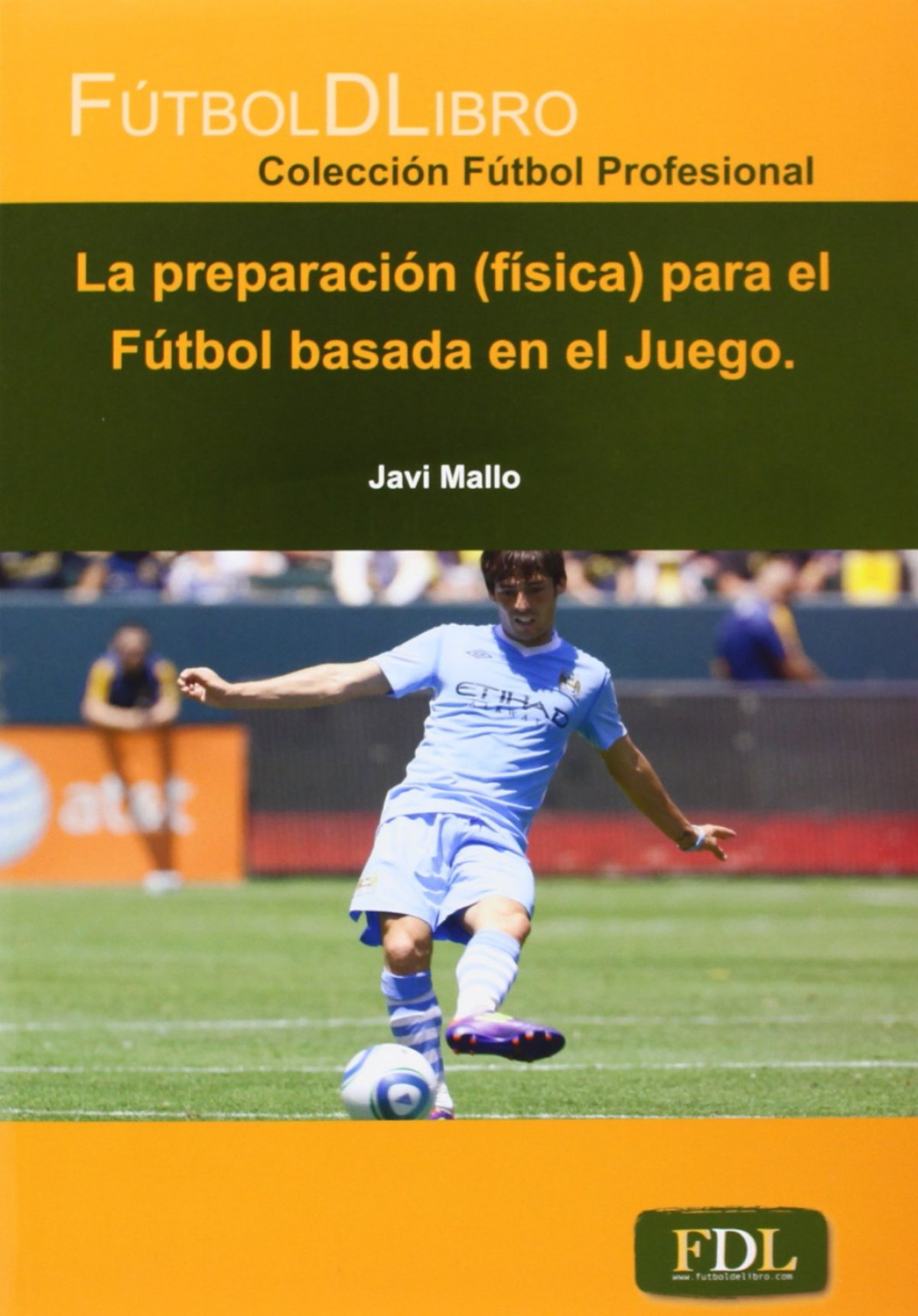 Preparación física para el fútbol basada en el juego 9788494098413