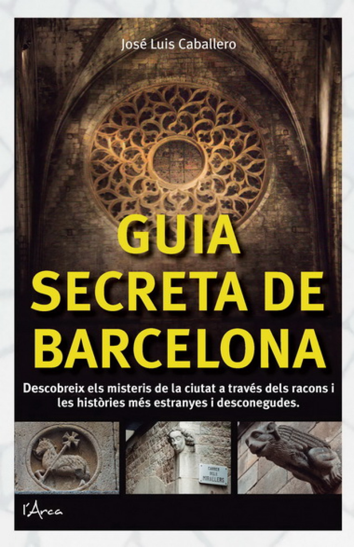 GUIA SECRETA DE BARCELONA 9788494113109