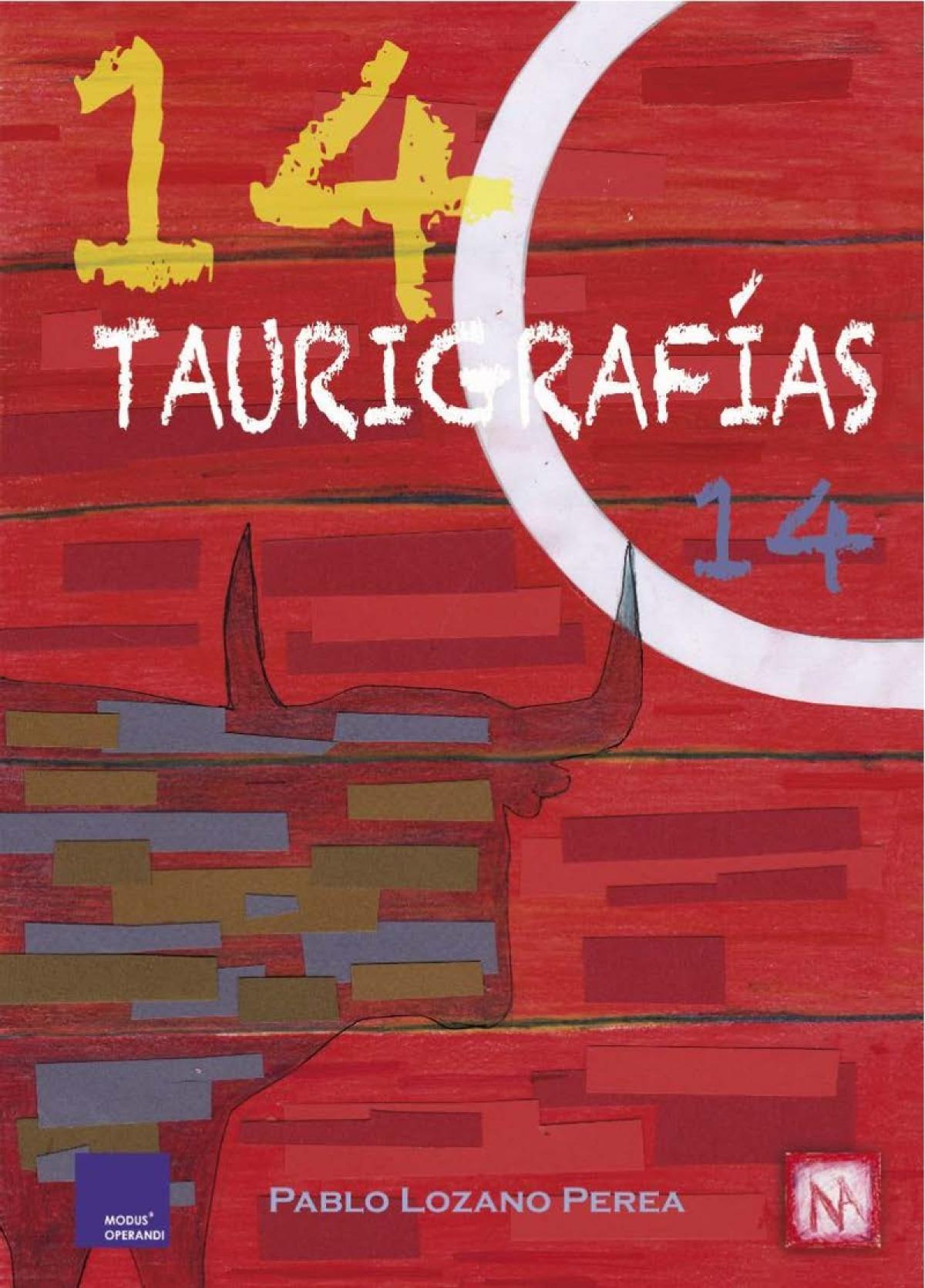 14 TAURIGRAFIAS 14 9788494124389