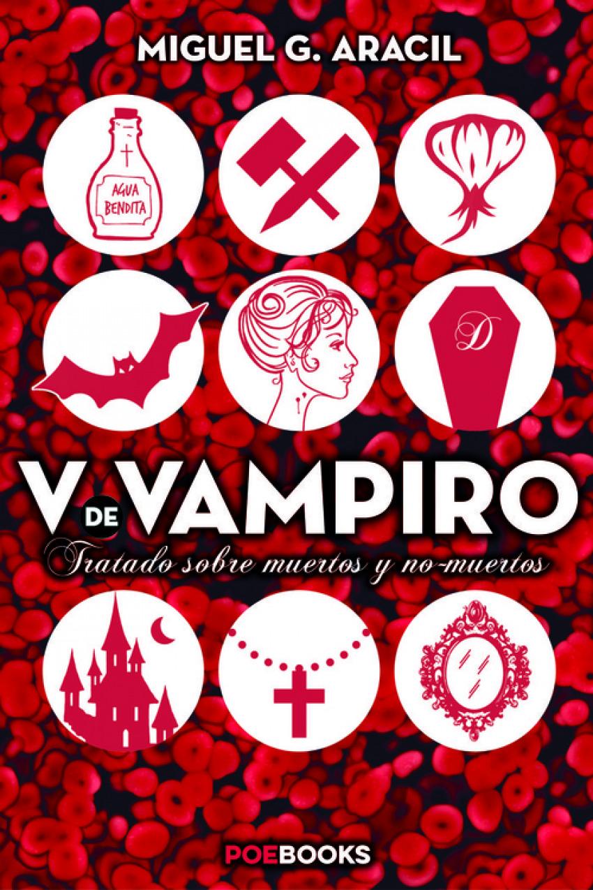 V de vampiro 9788494131523