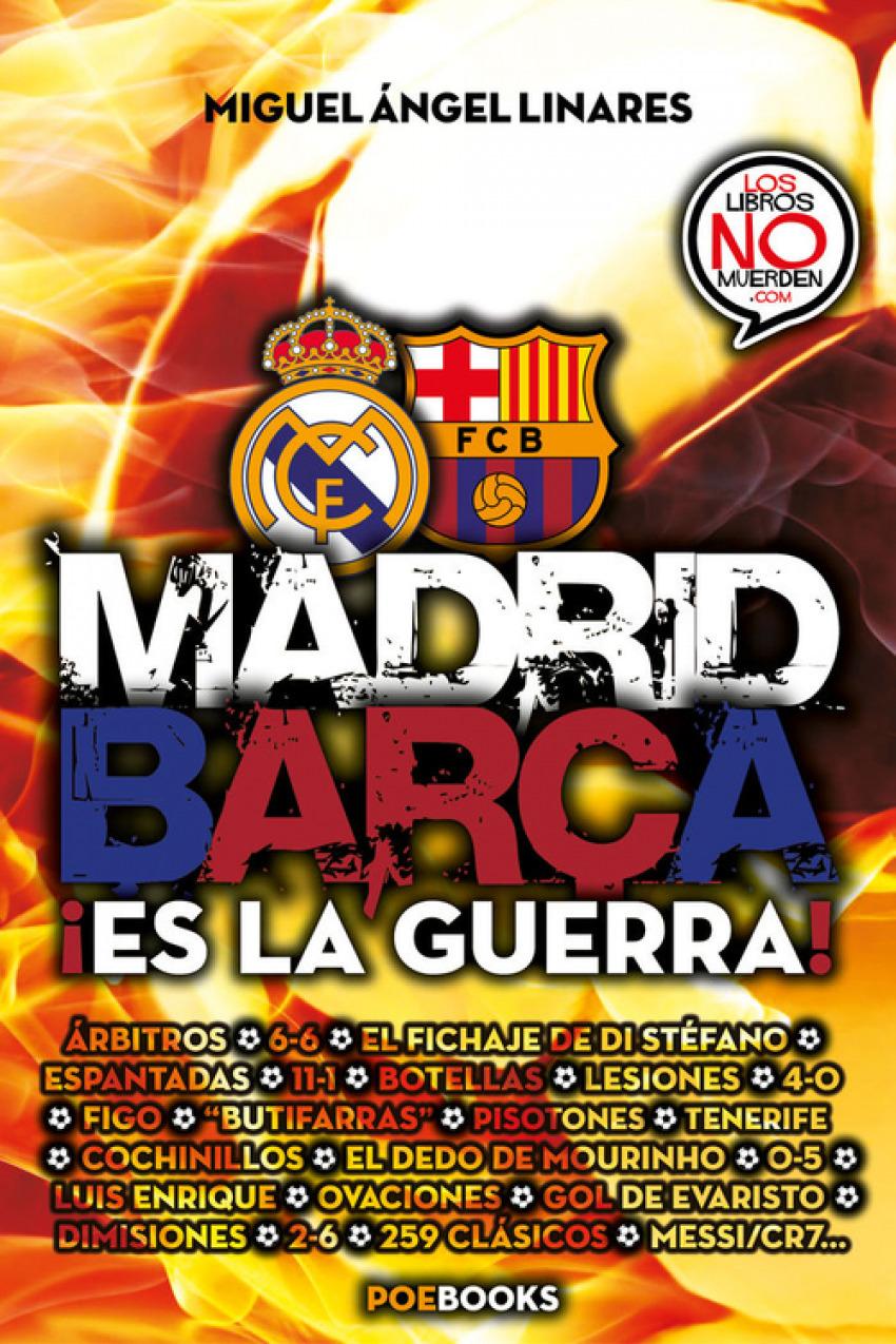 Madrid-Barça 9788494131554
