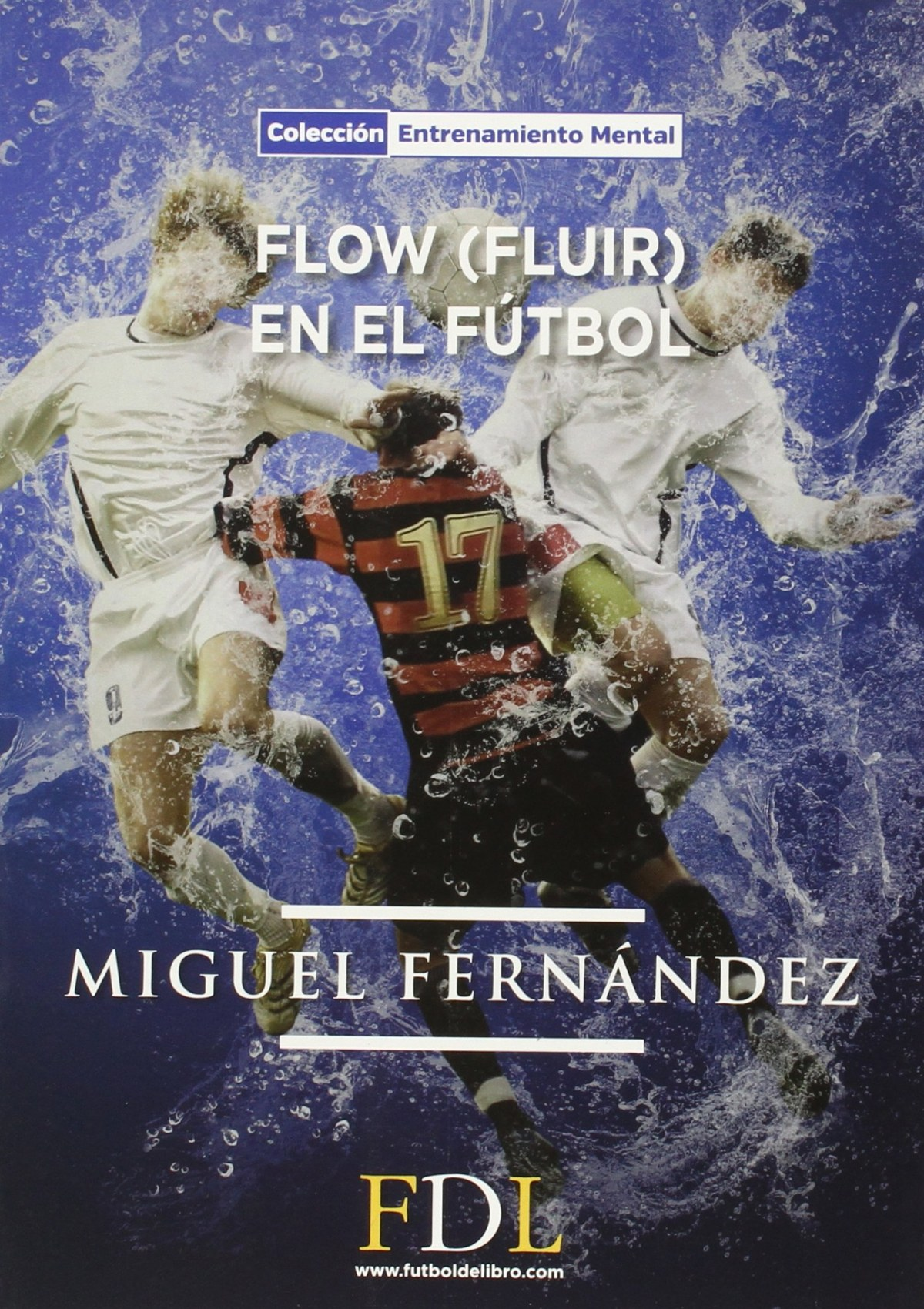Flow (fluir) en el fútbol 9788494298646