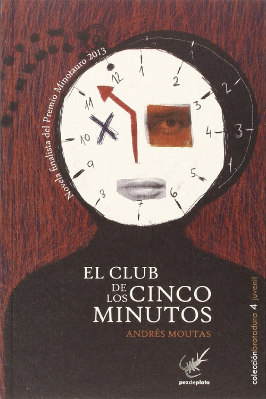 El club de los cinco minutos 9788494307027
