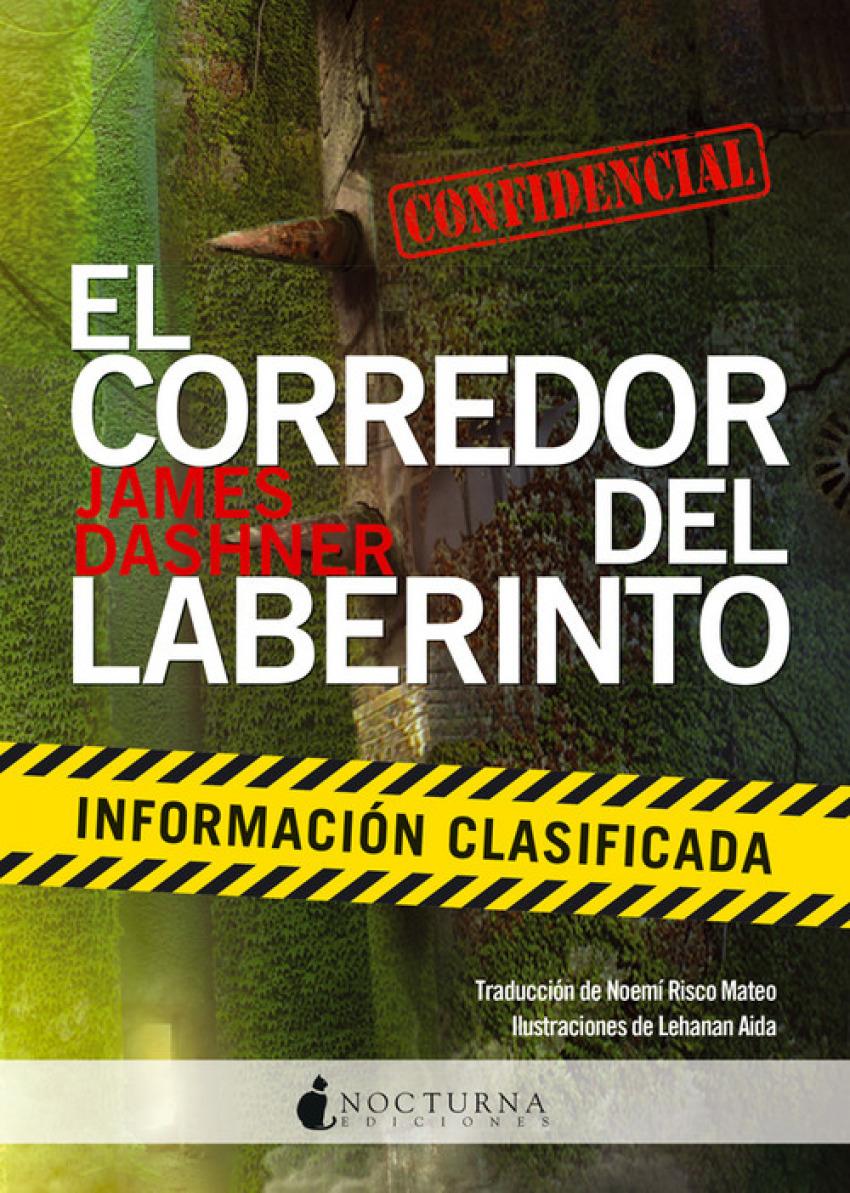 El corredor del laberinto:la información clasificada 9788494335433