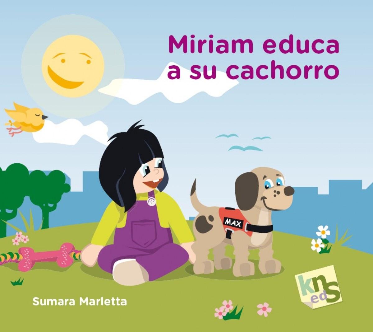 Miriam educa a su cachorro 9788494410994