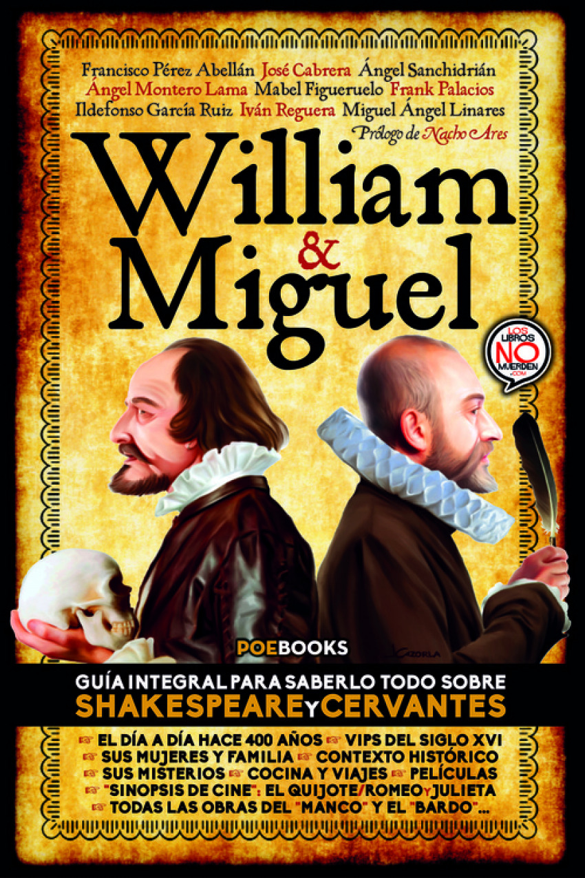 William &Miguel 9788494446962