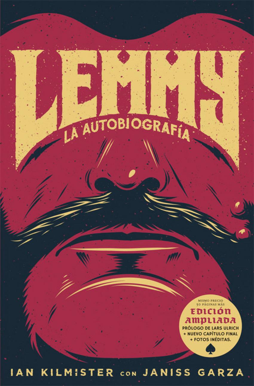 Lemmy: la autobiografía 9788494458743