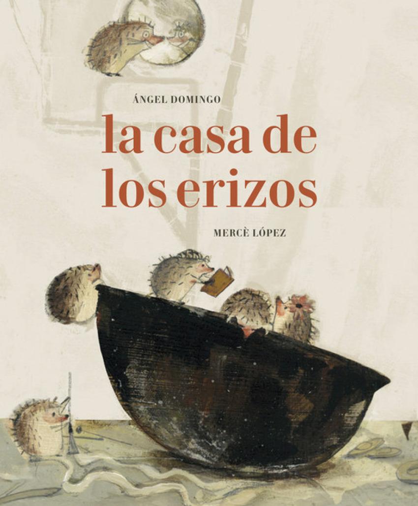 LA CASA DE LOS ERIZOS 9788494503825