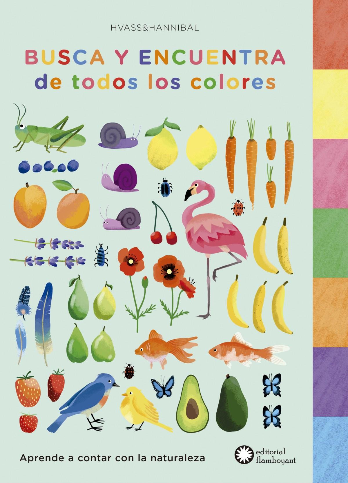 Busca y encuentra de todos los colores 9788494504266