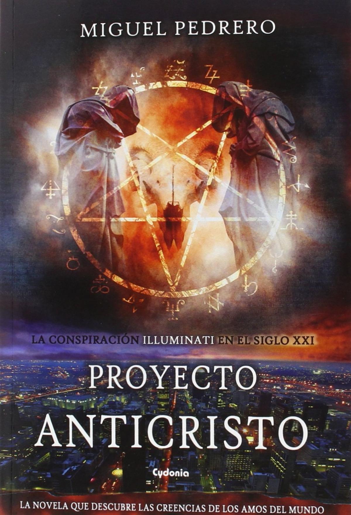 Proyecto Anticristo 9788494508424