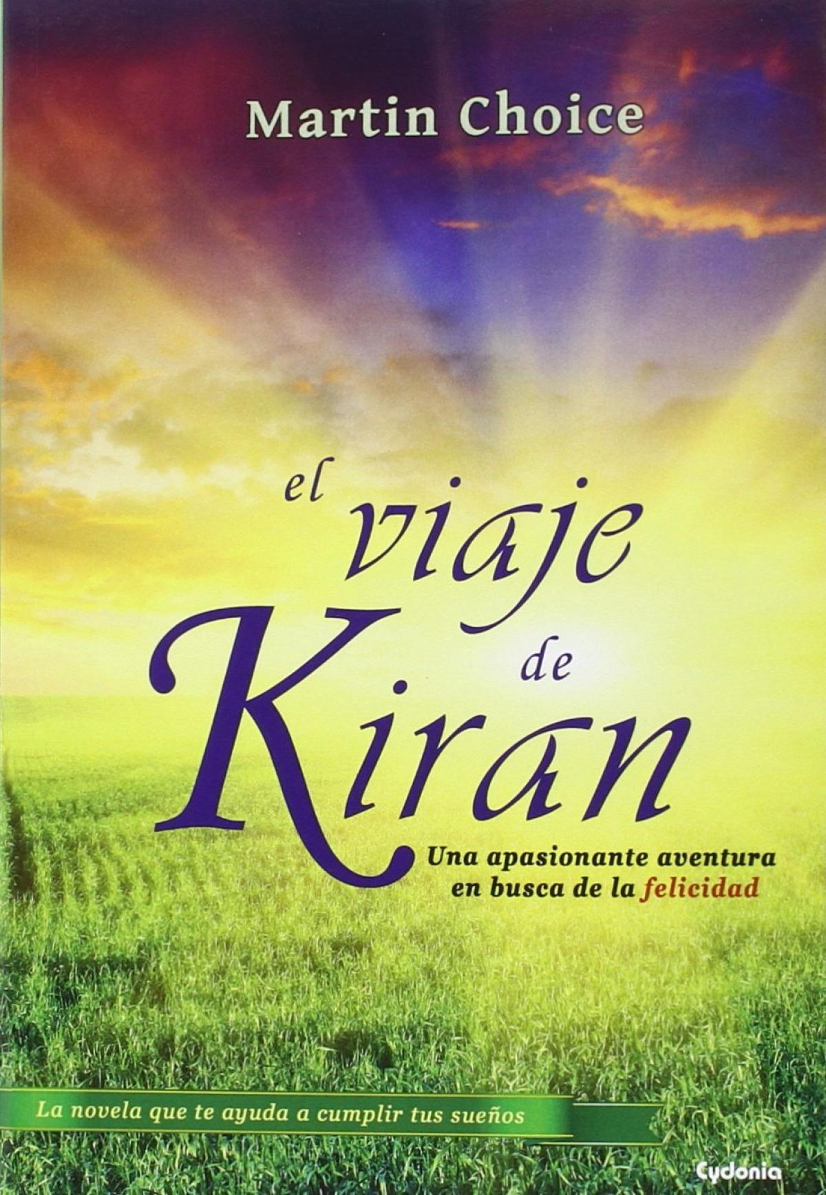 El viaje de Kiran 9788494508431