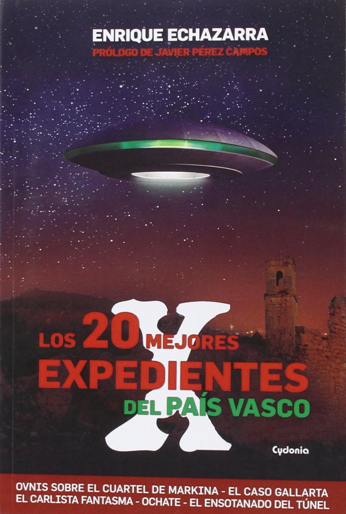 Los 20 mejores expedientes del Pa¡s Vasco 9788494508486