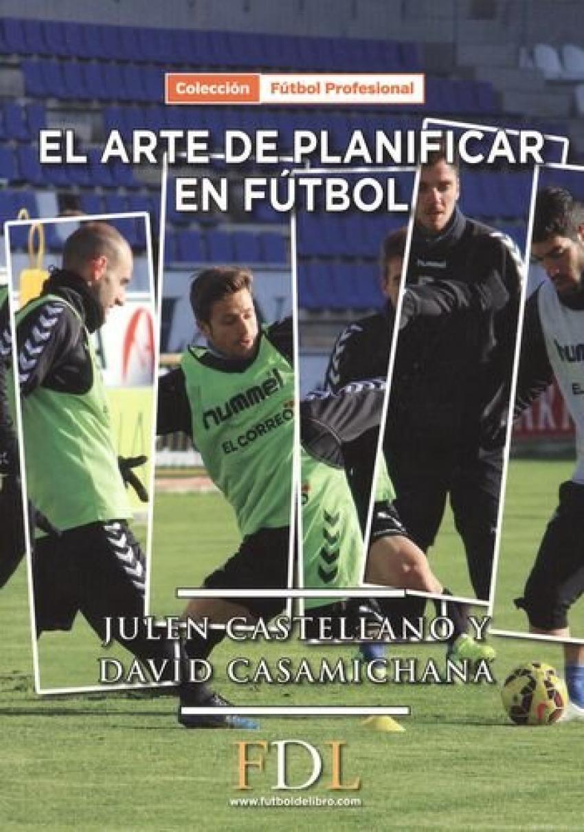 El arte de planificar en fútbol 9788494524219