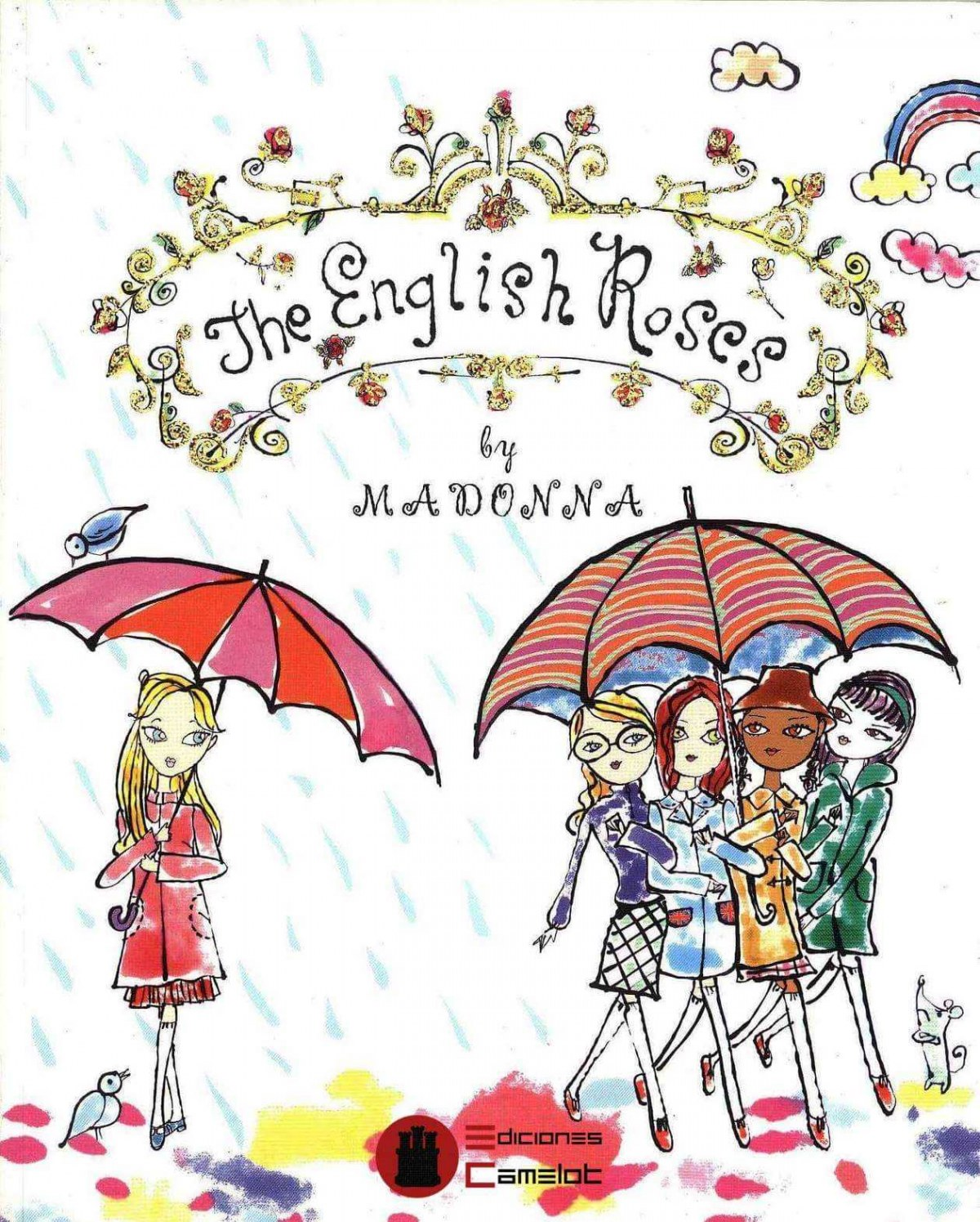 THE ENGLISH ROSES 9788494564208