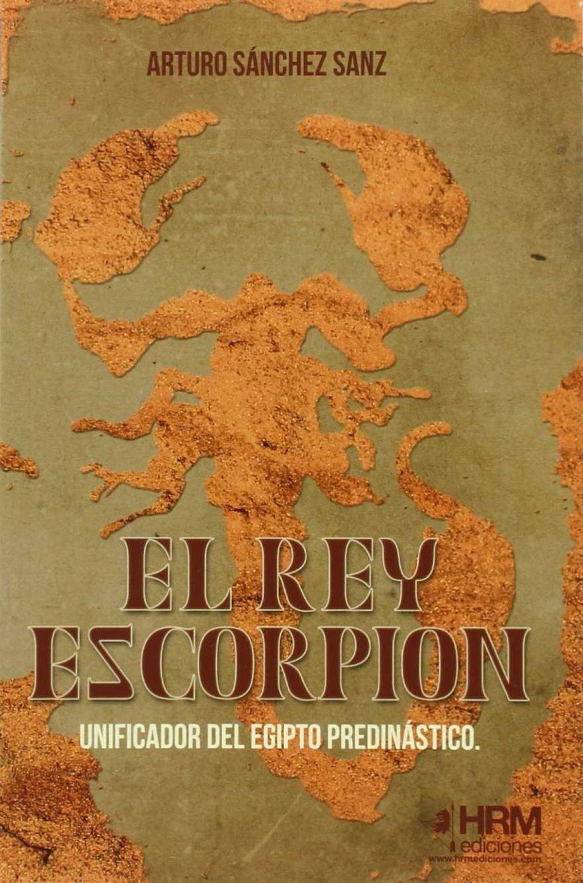 EL REY ESCORPIÓN 9788494607004