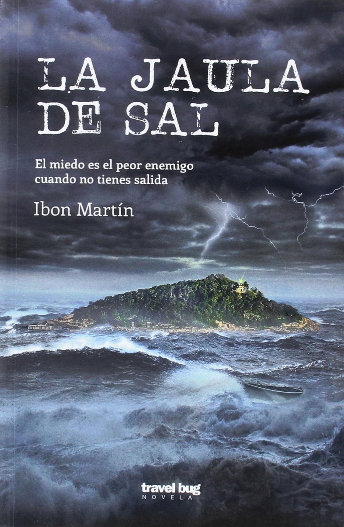 LA JAULA DE SAL 9788494629761