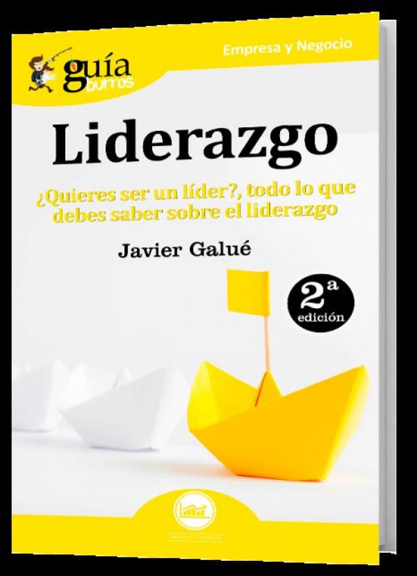 Liderazgo 9788494645761