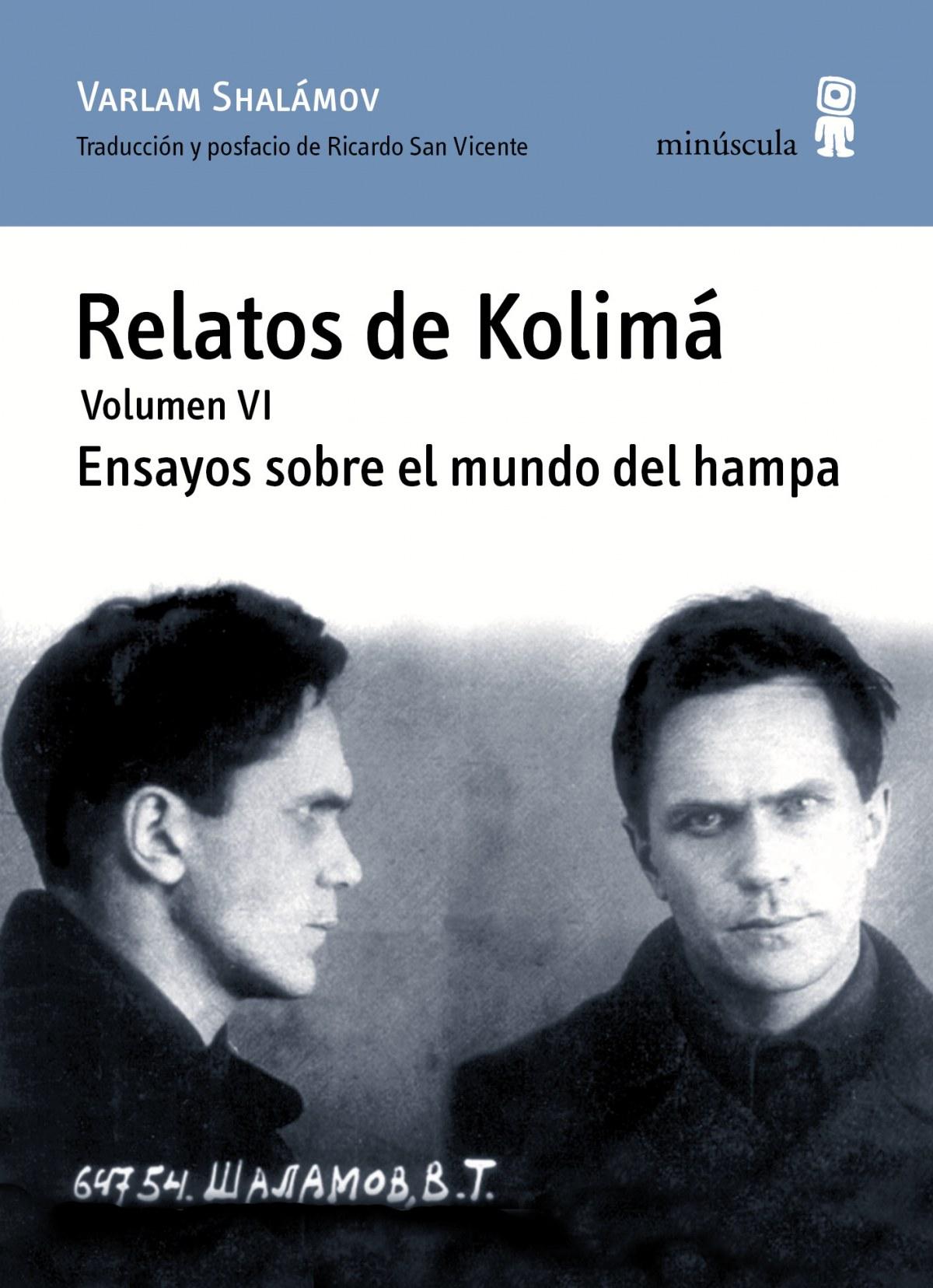RELATOS DE KOLIMÁ. VOLumen VI 9788494675447