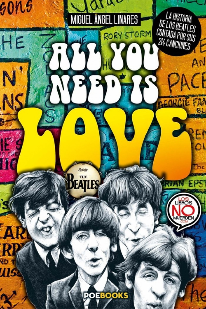 All you need is love 9788494713385