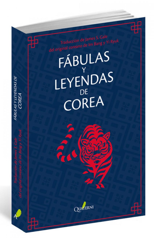 FáBULAS Y LEYENDAS DE COREA 9788494716935