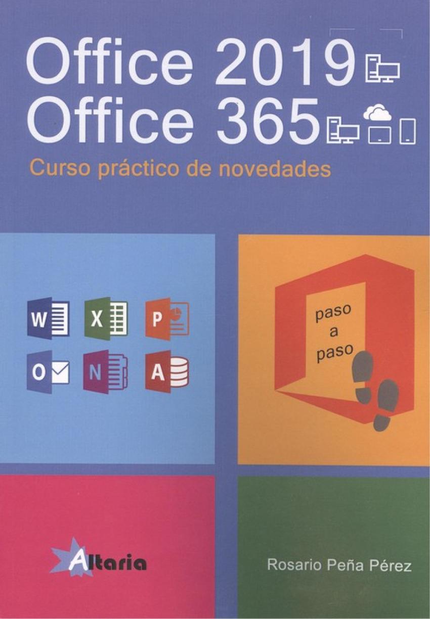 OFFICE 2019 PASO A PASO 9788494731976