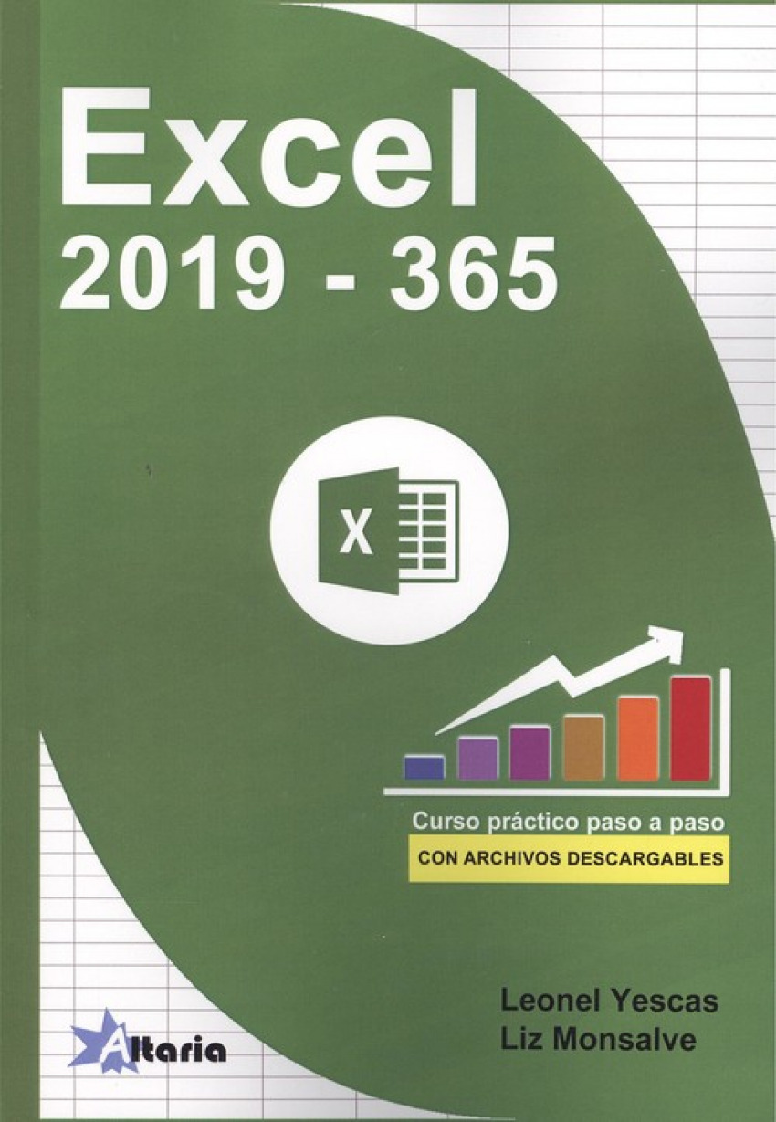 EXCEL 2019 - 365 9788494731990