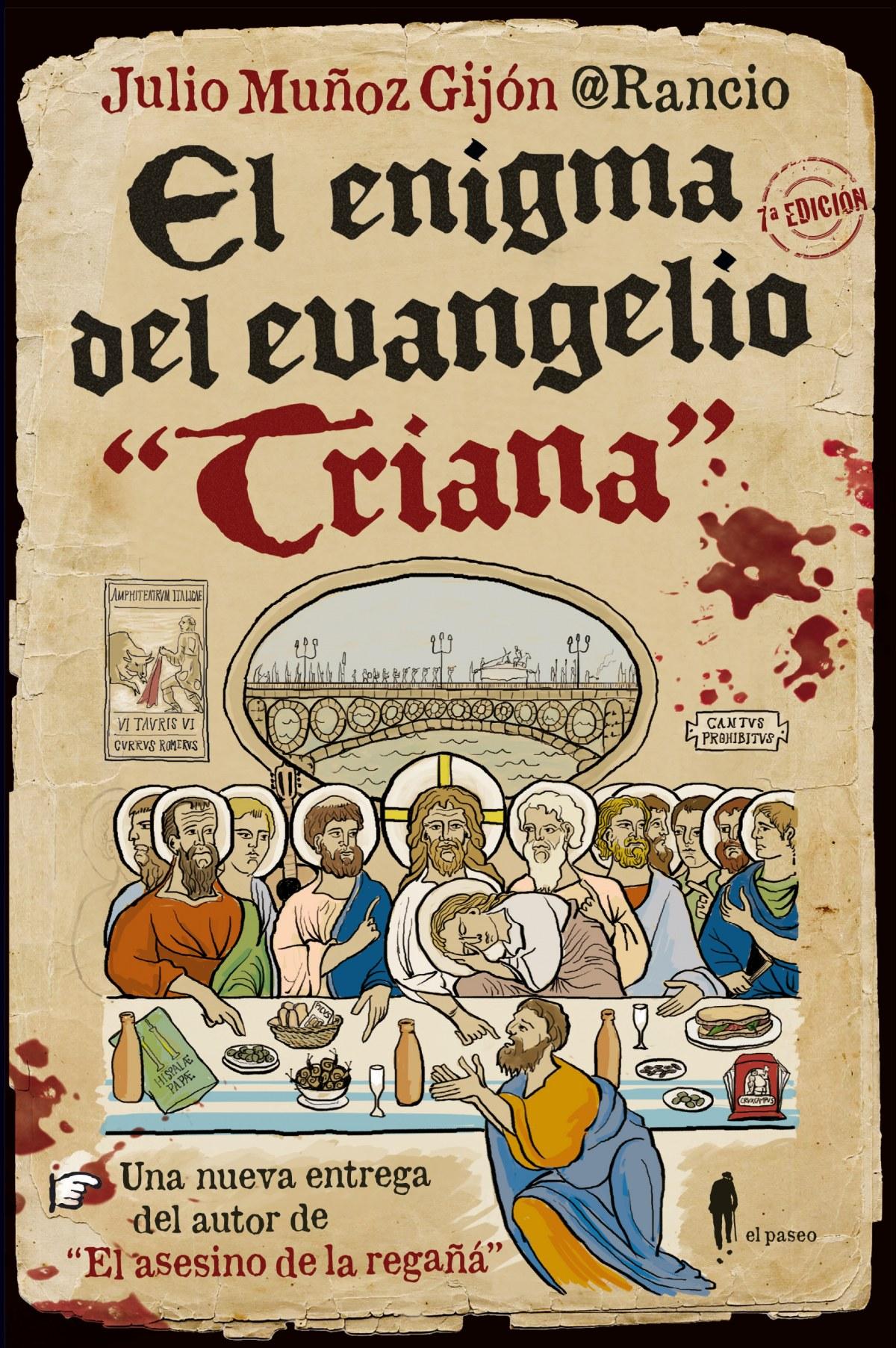 EL ENIGMA DEL EVANGELIO  TRIANA  9788494811272