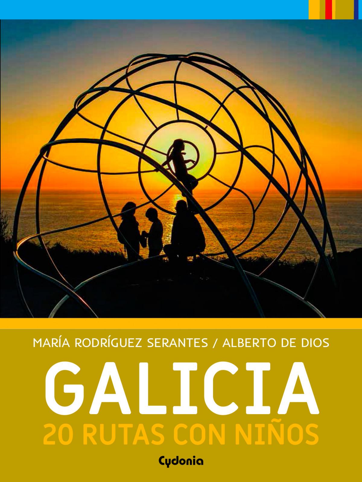 Galicia,20 rutas con niños 9788494832154