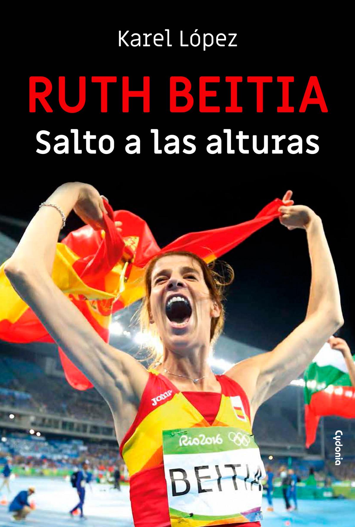 Ruth Beitia: Salto a las alturas 9788494832185