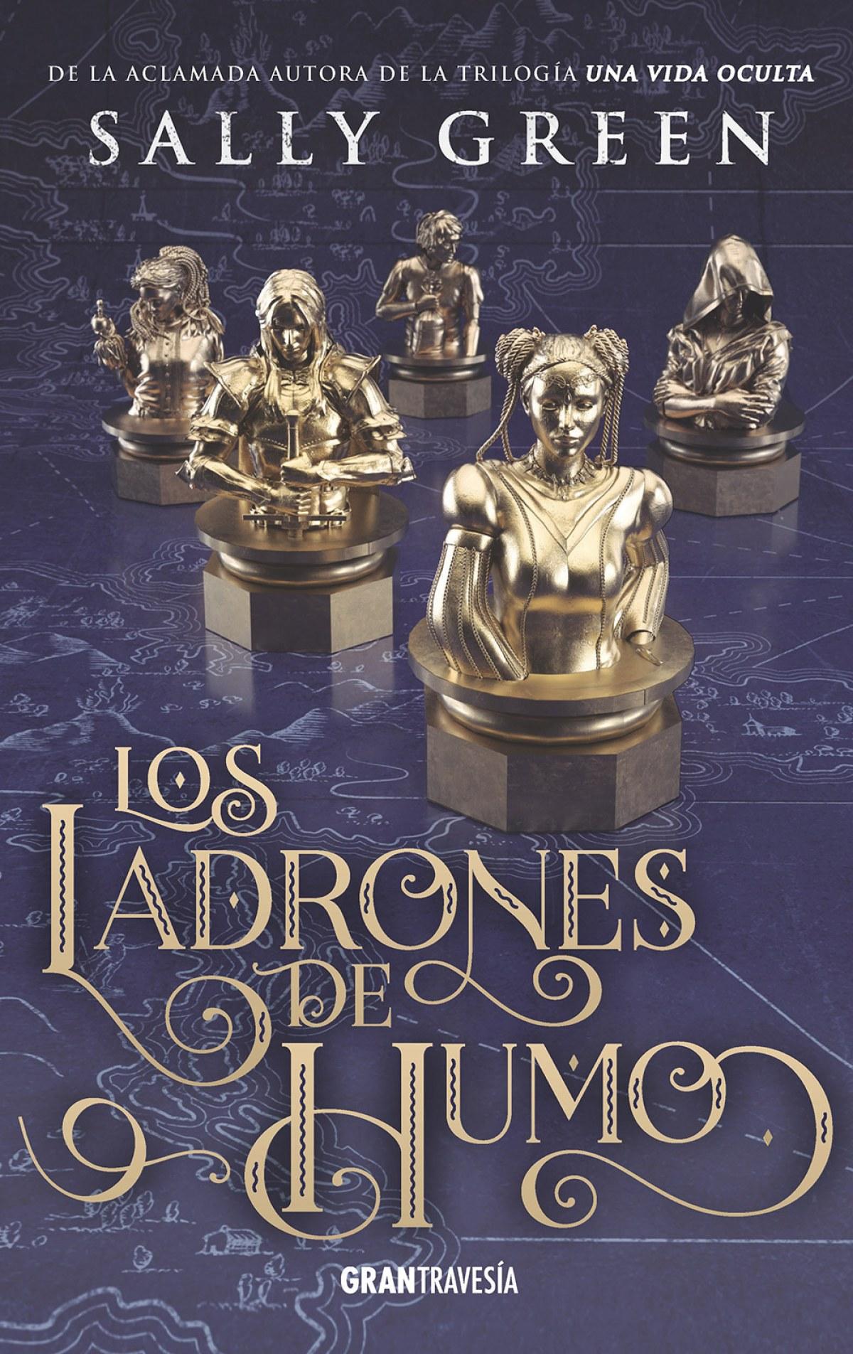 LOS LADRONES DE HUMO 9788494841415