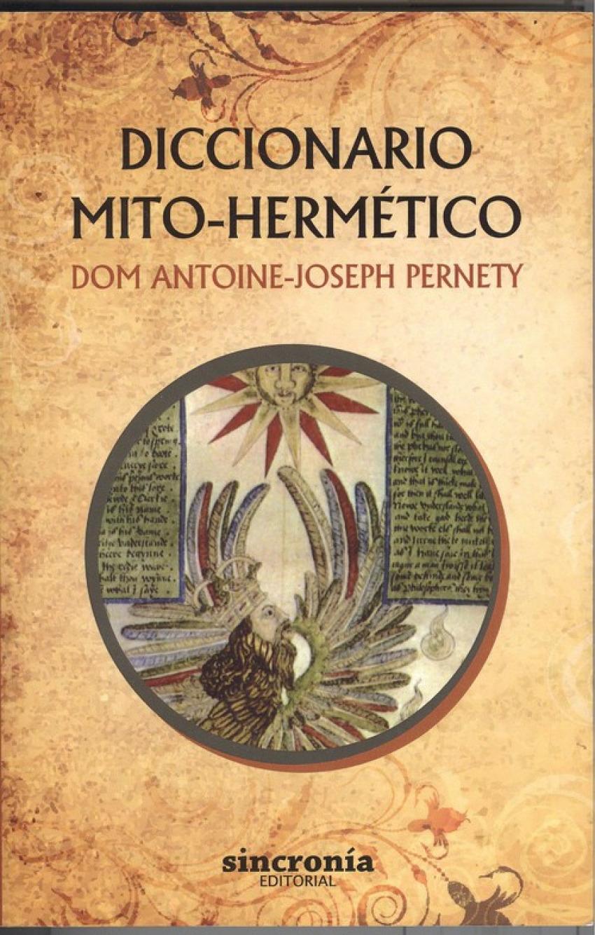 DICCIONARIO MITO-HERMÉTICO 9788494847103