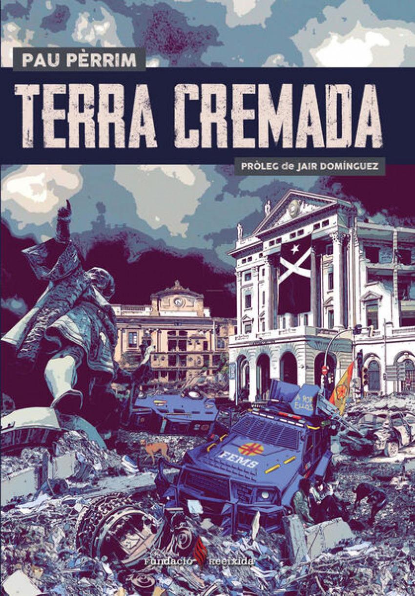TERRA CREMADA 9788494874345