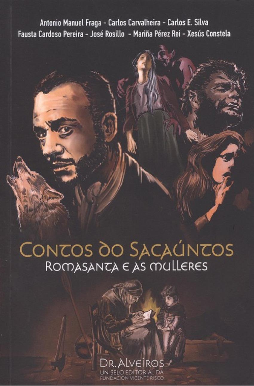 CONTOS DO SACAÚNTOS 9788494898075